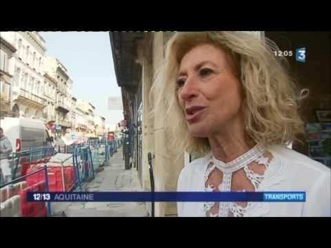 Bordeaux : un point sur les travaux de la ligne D