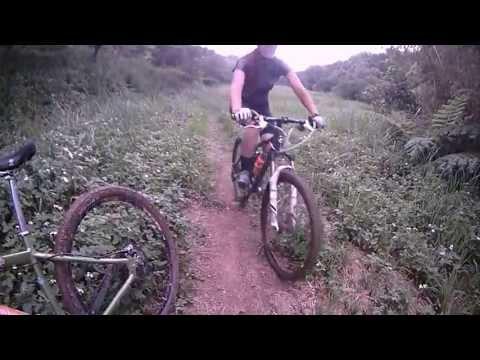 Mountain Bike ride in Taiwan