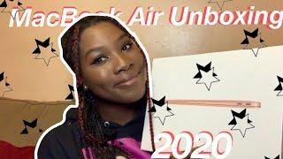2020 MacBook Air Unboxing!!