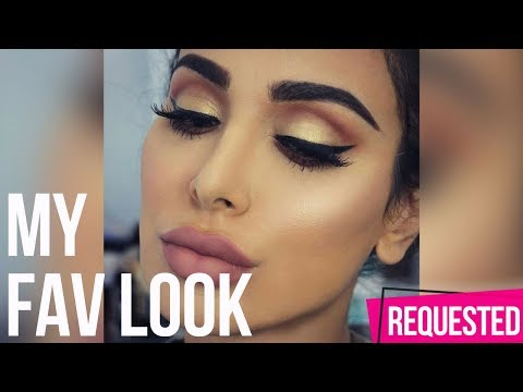 TOP REQUESTED! My Signature Look! | مكياجي اليومي المفضل!