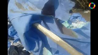 فيديو وصور| التحقيق في العثور على «نفايات طبية خطرة» بوسط مدينة نجع حمادي | النجعاوية