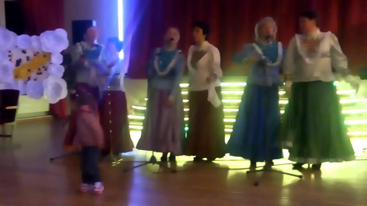 Видео лазоревый цветок ансамбль