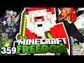 EVIL WEIHNACHTSMANN GREIFT UNSER DORFD AN! ✪ Minecraft FREEDOM #359 | Paluten