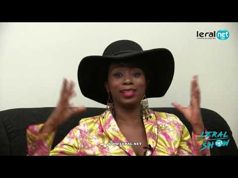 ADIOUZA Mala Nob, sa nouvelle carrière digitale, ses amours, (LERAL SHOW)