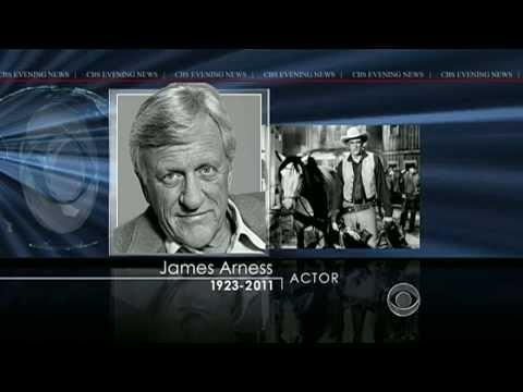 James Arness of 'Gunsmoke' Fame Dies at 88  June 3rd 2011