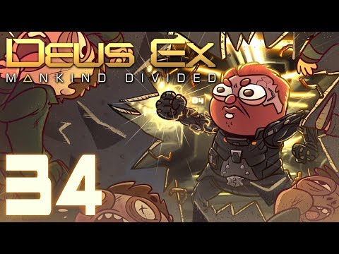 Deus Ex: Mankind Divided [Part 34] -  Crime Doesn't Pay
