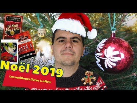 Noel 2019 Les Meilleurs Livres A Offrir En Cadeau Youtube