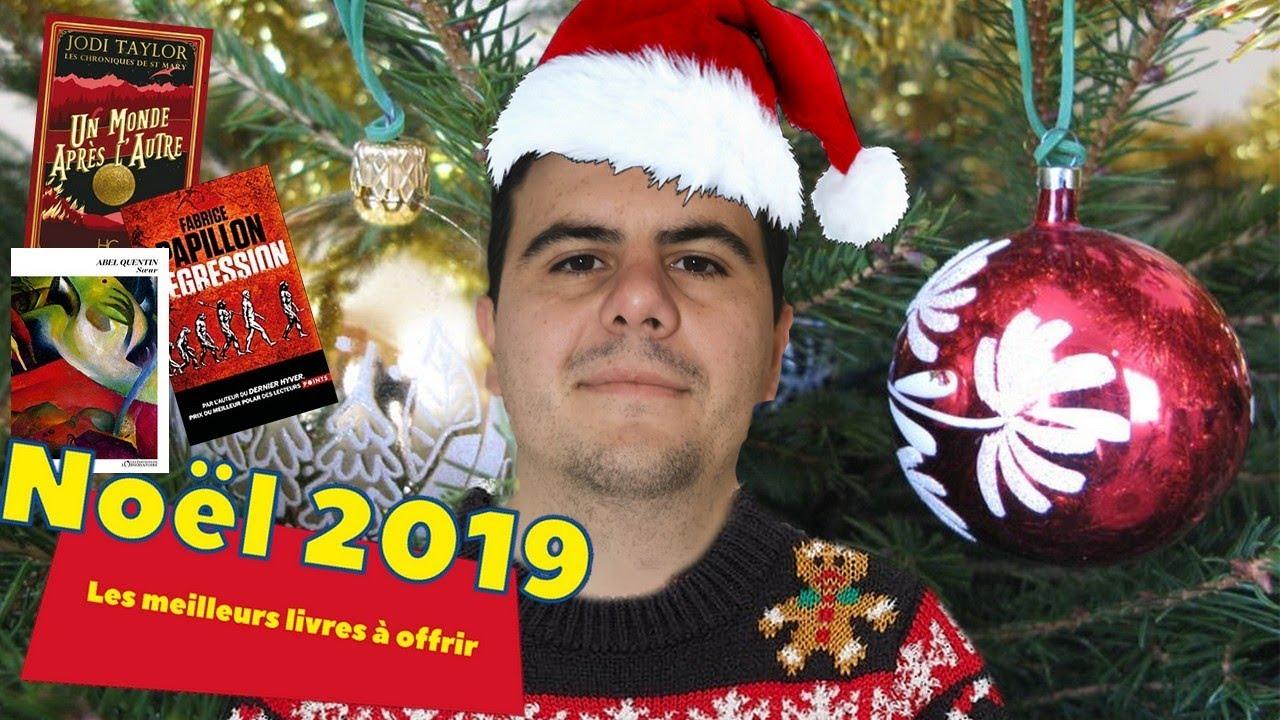 Noel 2019 Les Meilleurs Livres A Offrir En Cadeau
