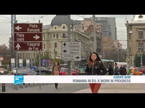 Romania in European Union : a work in progress - Europe now Teaser