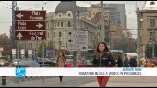 Romania in European Union a work in progress - Europe now Teaser