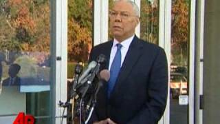 Colin Powell Endorses Barack Obama