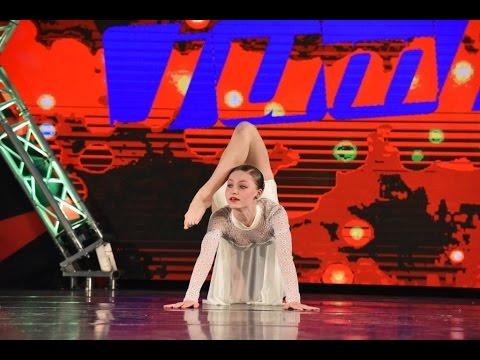 Michelle Quiner Contemporary Dance Solo Winter