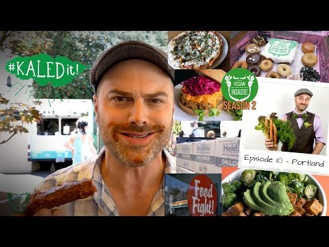 The Vegan Roadie (S02E10 - FULL EPISODE) Portland, OR