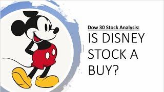 Gambar cover Dow 30 Stock Analysis: Is Disney (DIS) Stock a Buy?