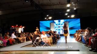 Caribbean Fashion Week 2014,15th June:Fashion show 20  Anicée Martin Guadeloupe Thumbnail