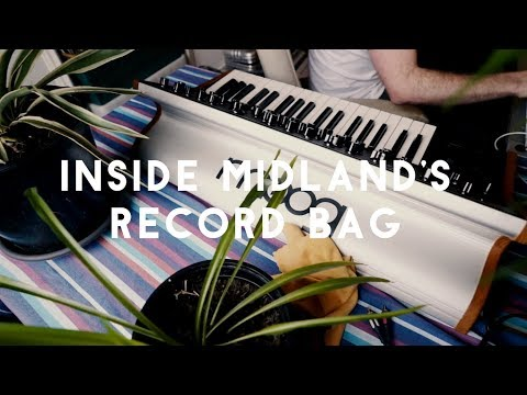 Inside Midland's record bag
