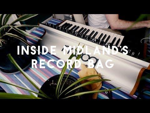 Inside Midland's record bag