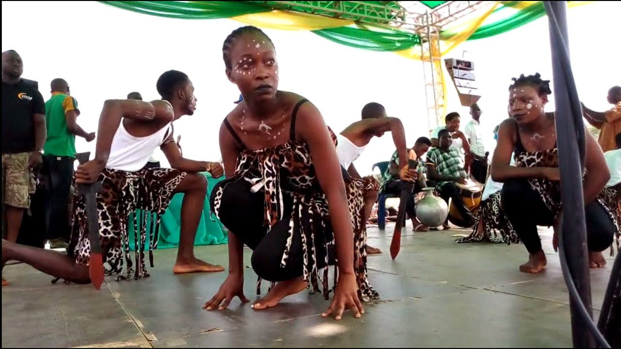 Download KSU Theater Arts Department Dance Troupe At The Igala Youth Carnival 2018