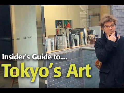 Insider's Guide to... Tokyo's Art