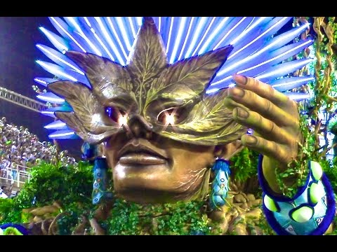 "RIO CARNIVAL, ""VILA ISABEL"" SAMBA SCHOOL 2016 PREQUEL, BY PAUL HODGE, PART 1, CHAPTER 43"