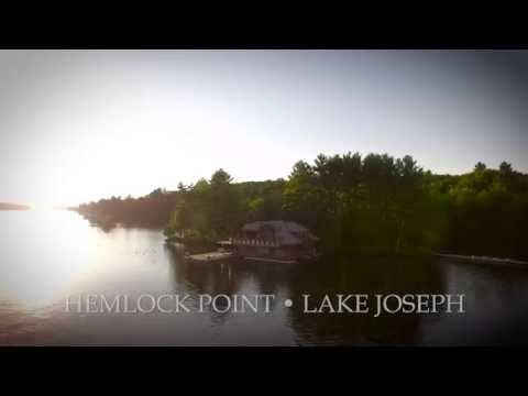 Hemlock Point - Lake Joseph, Muskoka