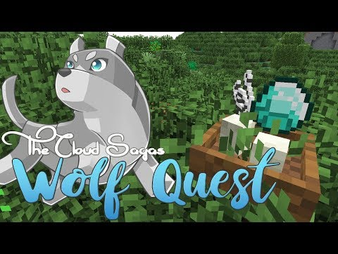 Diamonds in the Birds Nests!! ⛅🐺 Cloud Sagas: Wolf Quest Rescue! • #2