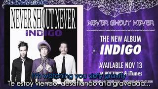"NeverShoutNever - ""Hazel Eyes"" Lyrics Download Sub Esp"