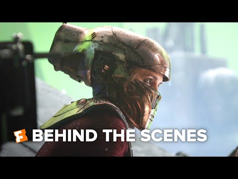 Star Wars The Rise Of Skywalker Exclusive Behind The Scenes Keri Russell Is Zorii Bliss 2020 Youtube