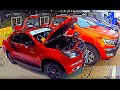 Chevrolet Colorado 2015-2016 VS Ford Ranger 2015-2016