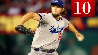 Top 10 MLB Pitchers of 2016