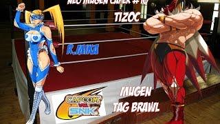 Neo Mugen Caper #10: R.Mika & Tizoc