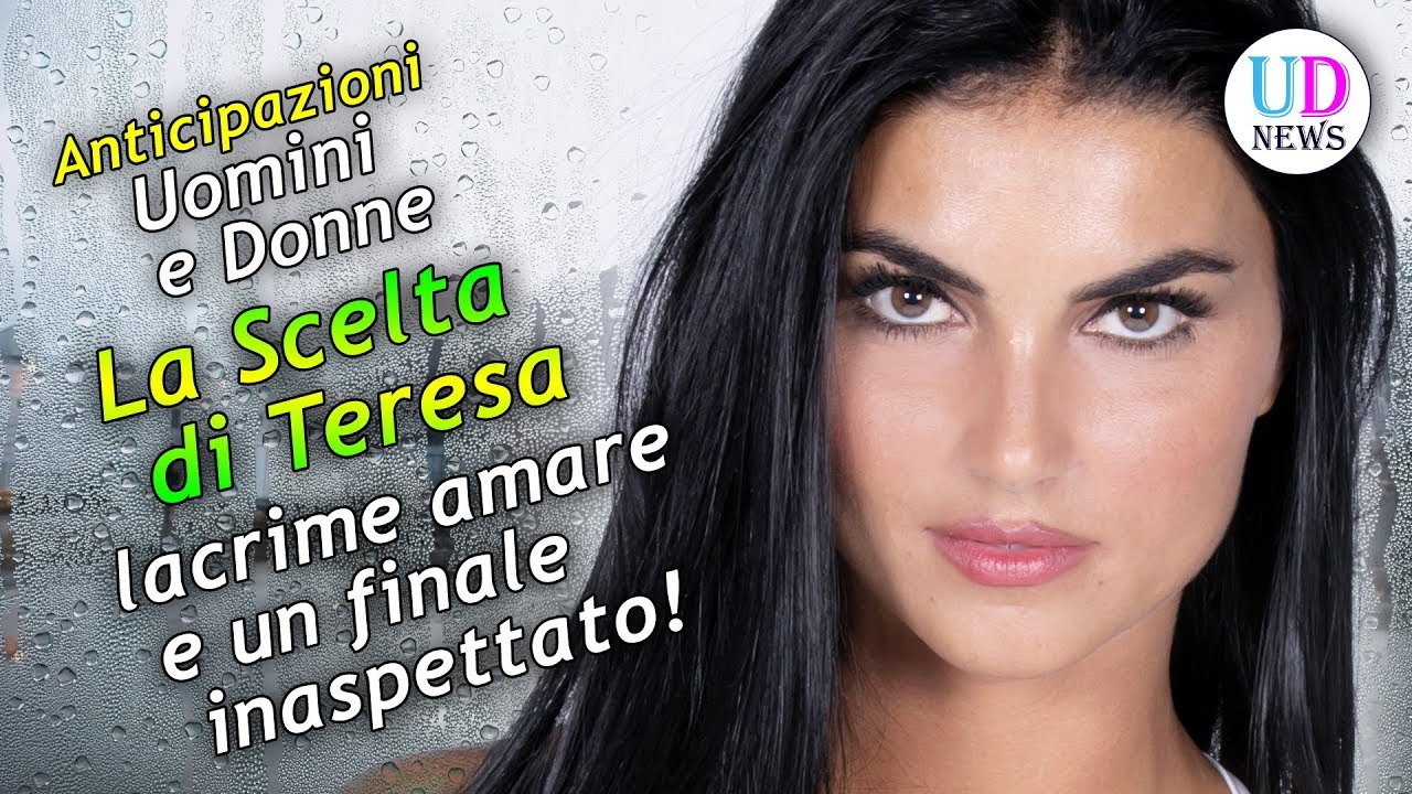 Scelta Di Teresa Langella: La Scelta Di Teresa Langella: Lacrime Amare Ed Un Finale