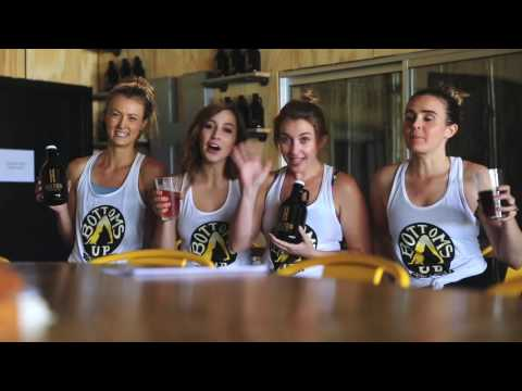 Bottoms Up Yoga & Beer PROMO VIDEO