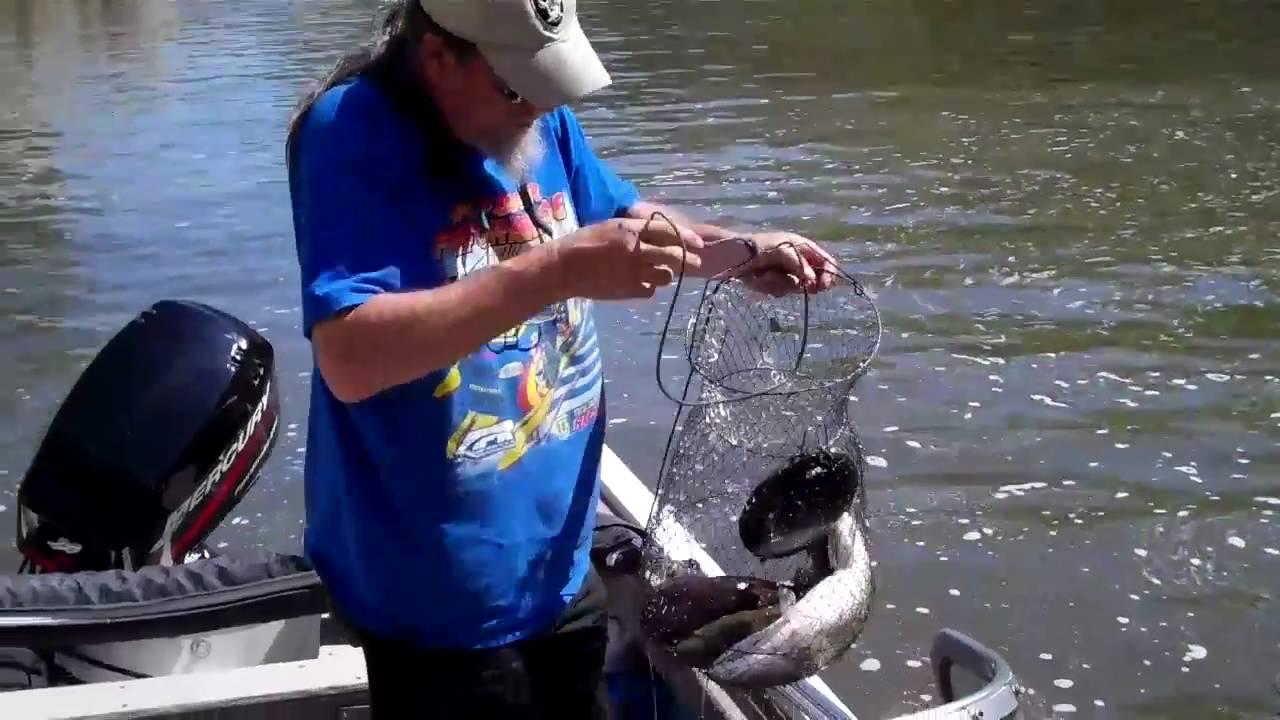 Fishing on lake millerton ca 4 05 11 youtube for Millerton lake fishing