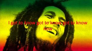 bob marley-is this love-letra