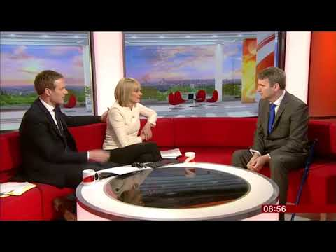 BBC Breakfast Interview with Mark Lewis