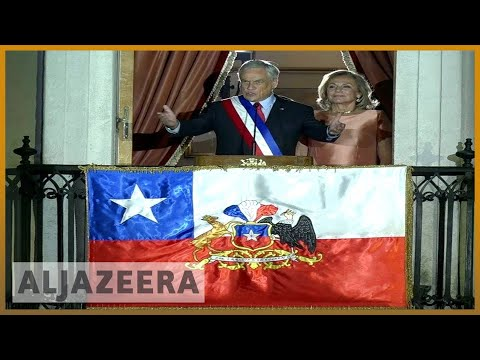 🇨🇱 Chile: Conservative Pinera sworn in for second term as president | Al Jazeera English