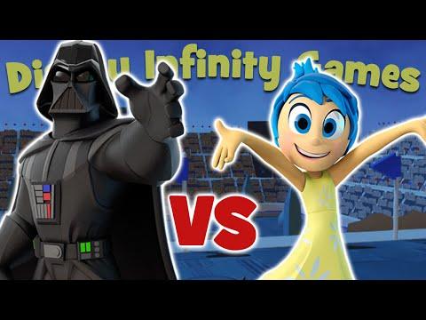 Disney Infinity Games - Season 4: Darth Vader vs. Joy [Disney Infinity 3.0]