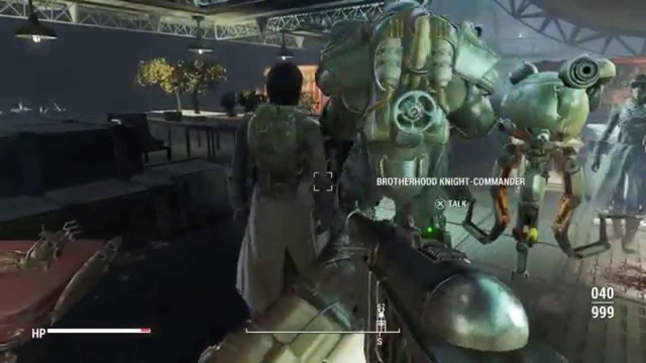 Fallout 4 Creation of X-111 Compound - YouTube