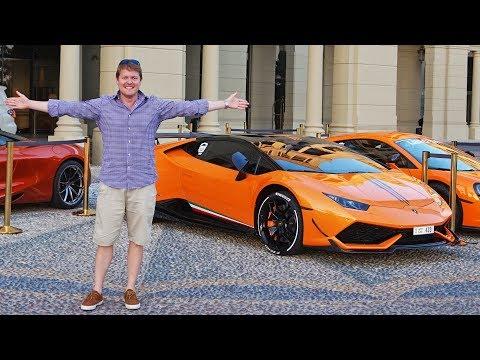 The Craziest Lamborghini Huracan in Dubai! | VLOG
