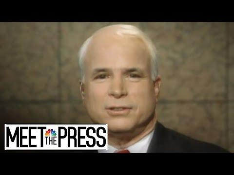 John McCain: Remembering The Maverick | Meet The Press | NBC News