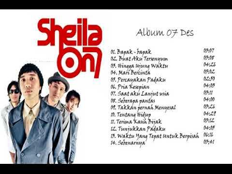 Dengerin Sheila On 7 Album  07 Des Menemani Kerja