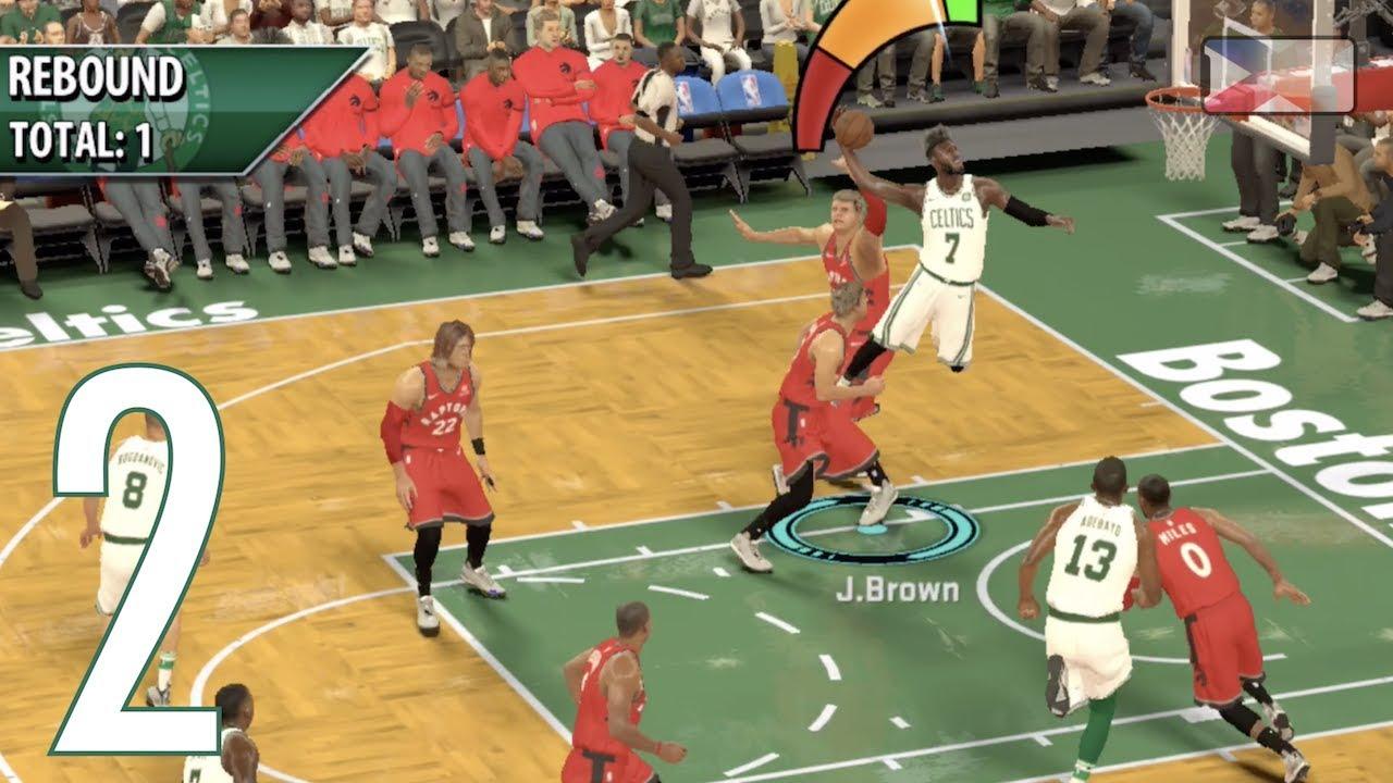 NBA 2K Mobile Basketball Gameplay #2 [iOS Android]
