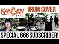 SPECIAL 666 SUBSCRIBER Drum Challenge Lagu POP Kangen Band