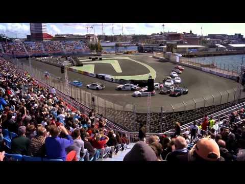 Volvo -Racing Gothenburg City Race