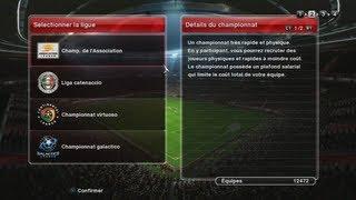 PES 2014 - Ligue des Masters en Ligne test [PS3 HD]