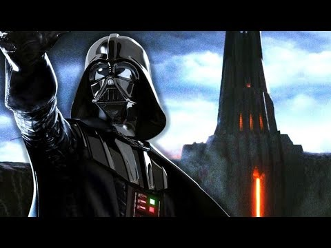 How Vader Was Possessed By A Sith Ghost on Mustafar - Star Wars Explained