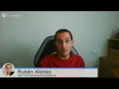 Entevista con Rubén Alonso