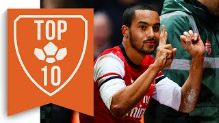 Top 10 Shocking Moments Between Arsenal And Tottenham