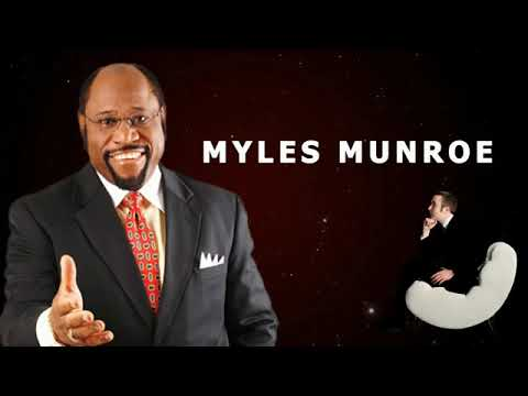 LOVE, DATING, COURTSHIP & MARRIAGE - Dr Myles Munroe Giving Relationship Advice And Help